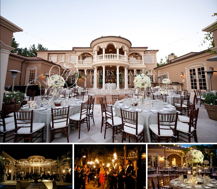 Il Palazzo Wedding Decorations